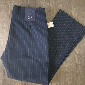 Brand New Gap Crop Flare Pants (6)